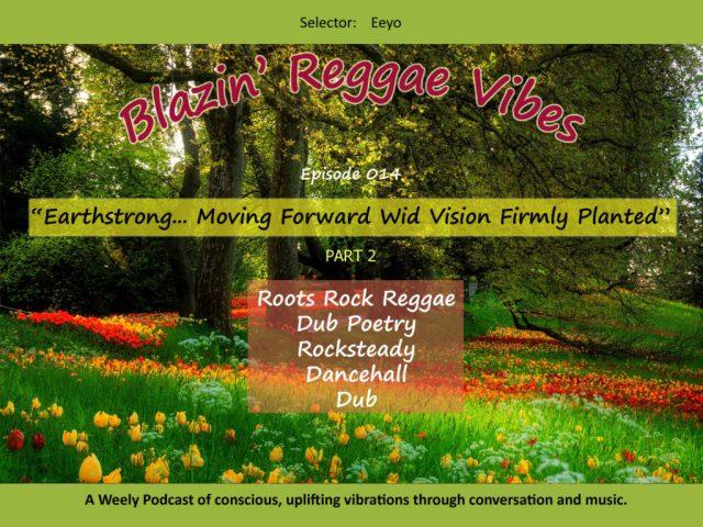 Blazin' Reggae Vibes - Ep. 14 Poster
