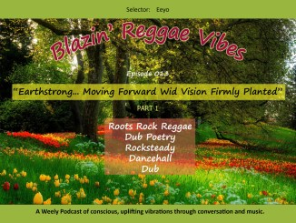 Blazin' Reggae Vibes Ep. 013 Poster