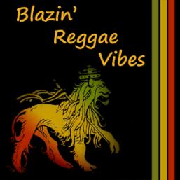 Lion of Judah - Blazin' Reggae Vibes Logo