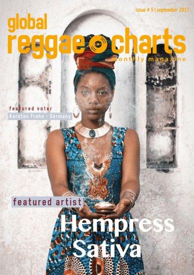 Global Reggae Charts---September-2017