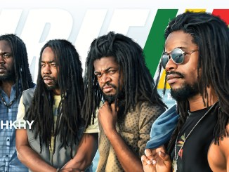 Irie Magazine 04-09 World Poster