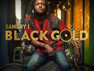 Samory I - Black Gold Album Cover