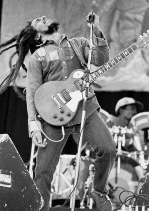 Bob Marley - 1980