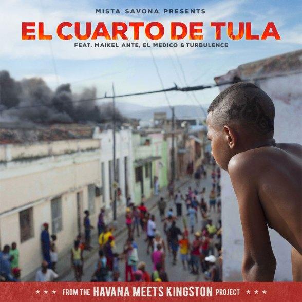 Mista Savona presents El Cuarto De Tula