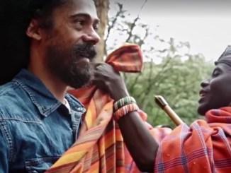 Damian Marley - Stony Hill to Africa Documentary Photo