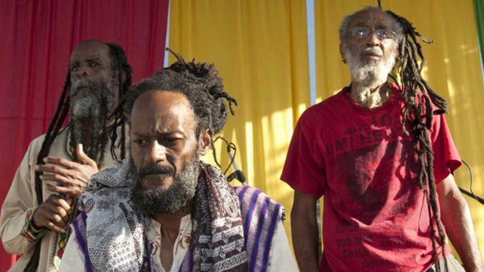 A Photo of The Ethiopians from Nighthawk Records