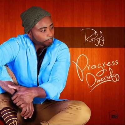 Ruffi - Progress - Diversity Album Cover