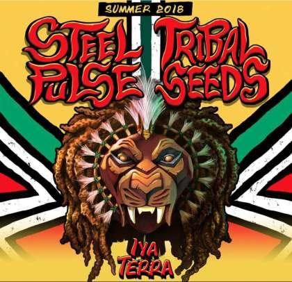 Steel Pulse, Tribla Seeds Poster