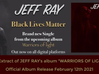 Jeff Ray - black Lives Matter Header