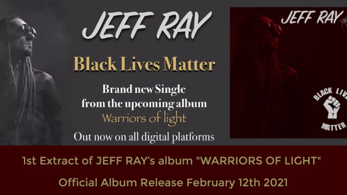 Jeff Ray - black Lives Matter Header