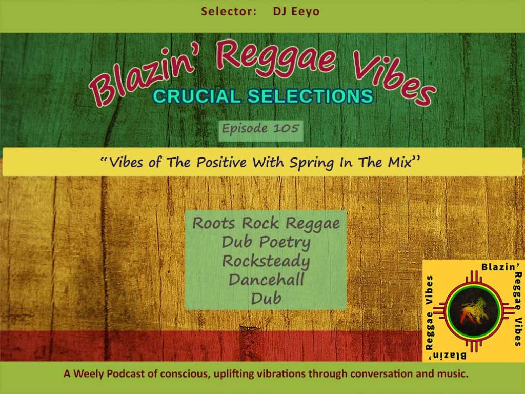 Vibes of The Positive With Spring In The Mix