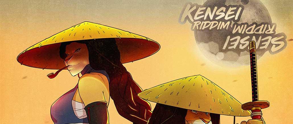 "NEW RELEASE: ""KENSEI / SENSEI RIDDIM"""
