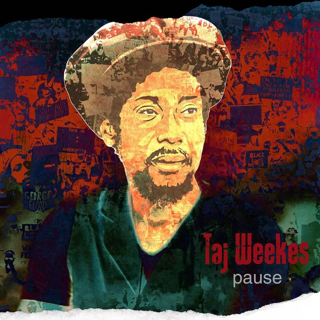 PAUSE by Taj Weekes