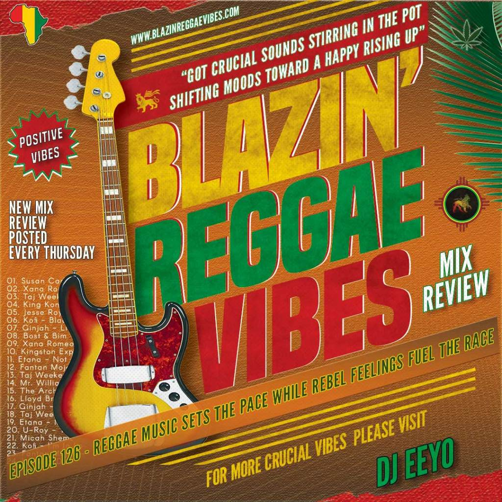 Reggae Music Sets The Pace While Rebel Feelings Fuel The Race Cover