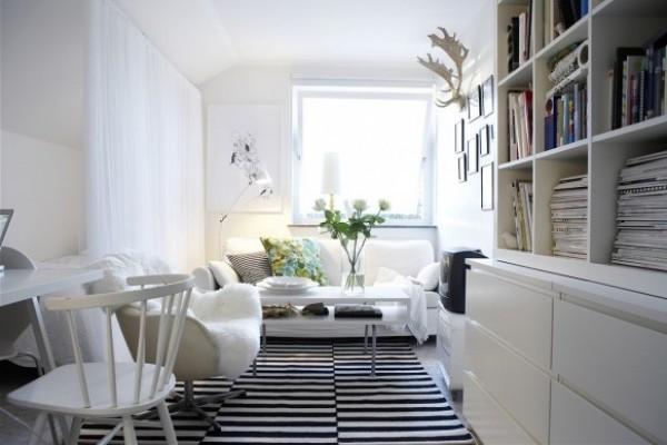 Modern Minimalist Interior Design With Scandinavian Style Home Interior Design Ideas