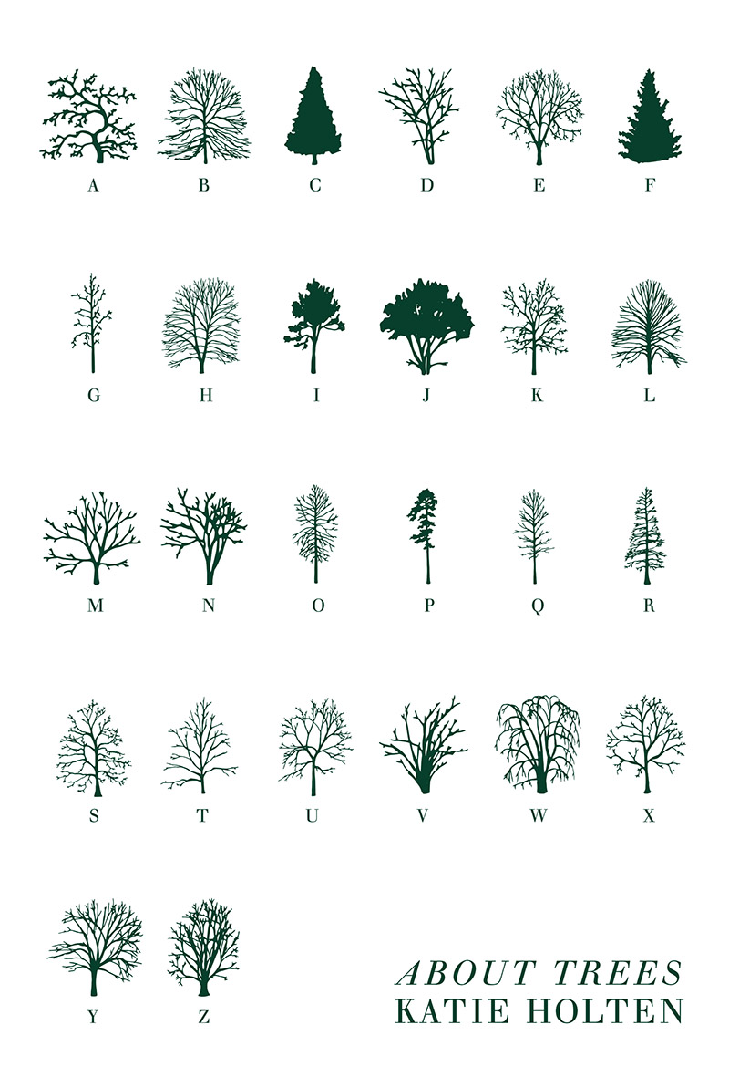 Typographic Forestry and Other Landscapes of Translation