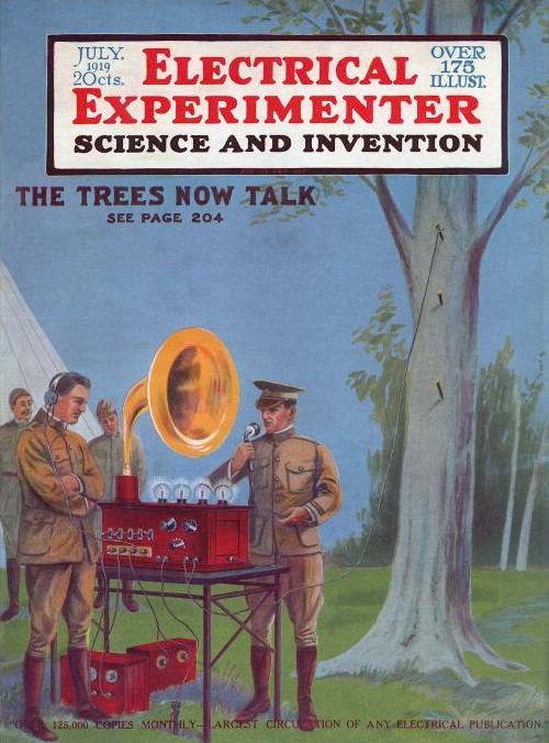 Tree Receivers