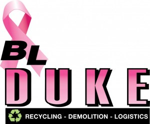 B.L. Duke Stands Up to Breast Cancer