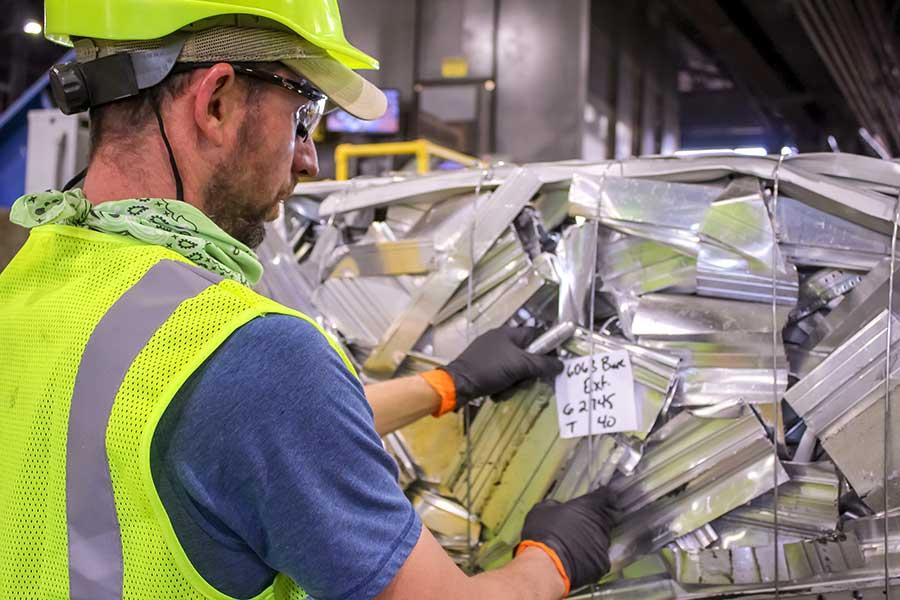 Non-Ferrous Metal Recycling