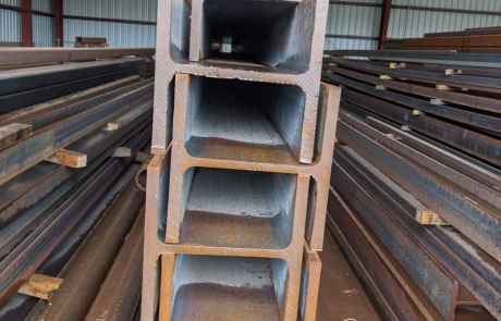 Structural Steel recycling services