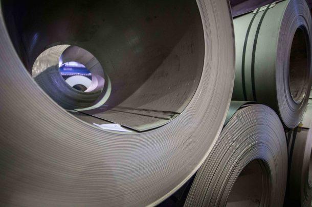Verzinktes Stahlblech kaufen am Coil BlechMal