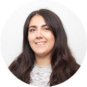 Dorsa Heidari Werkstudentin Personalwesen