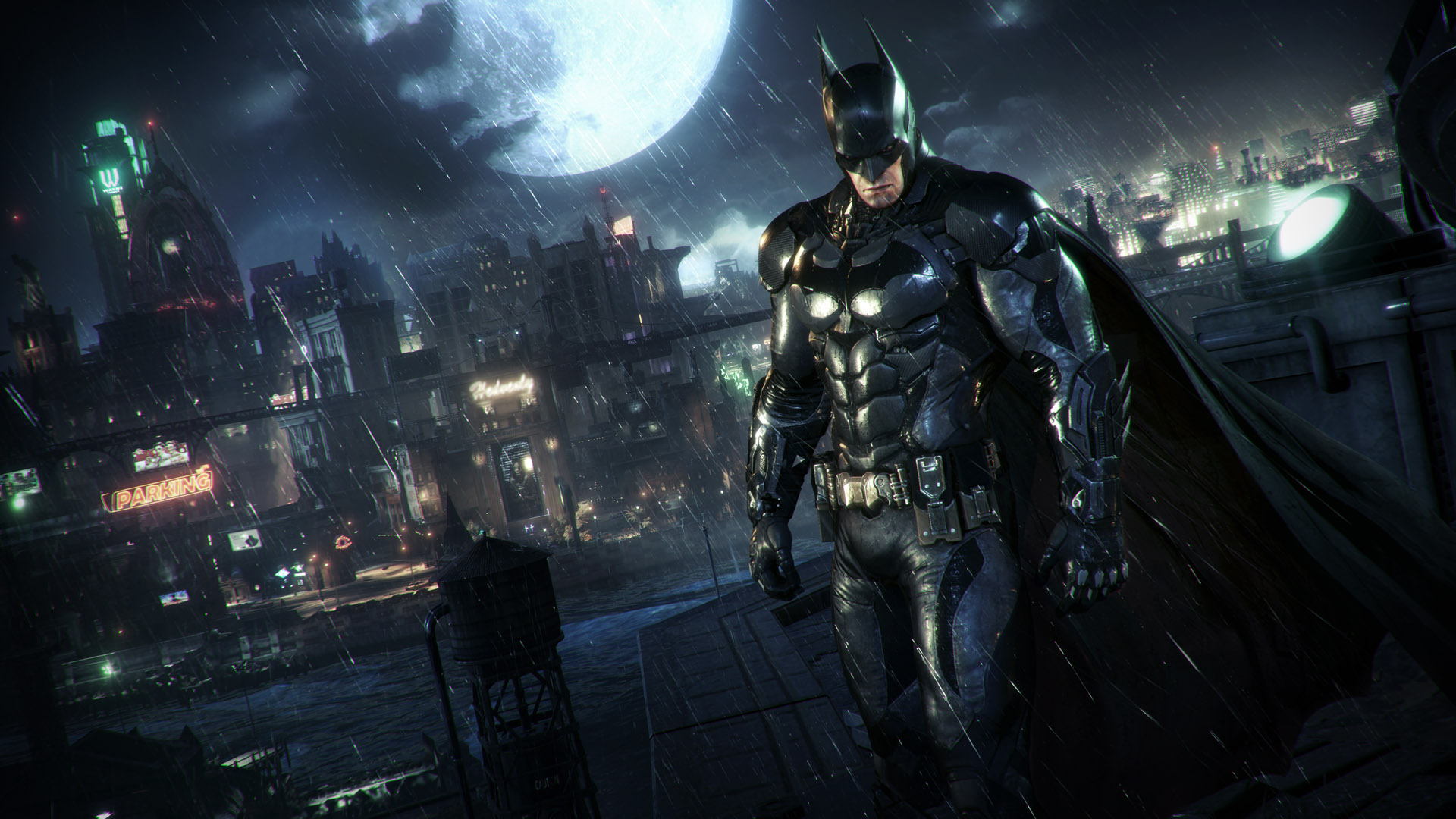 Arkham Knight Gets Photo Mode On PlayStation 4