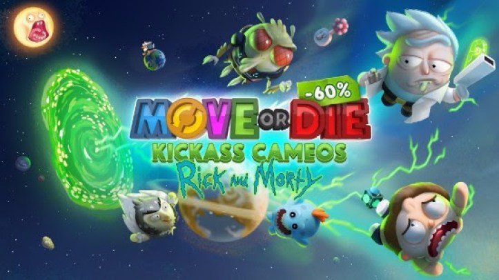 Image result for rick and morty move or die