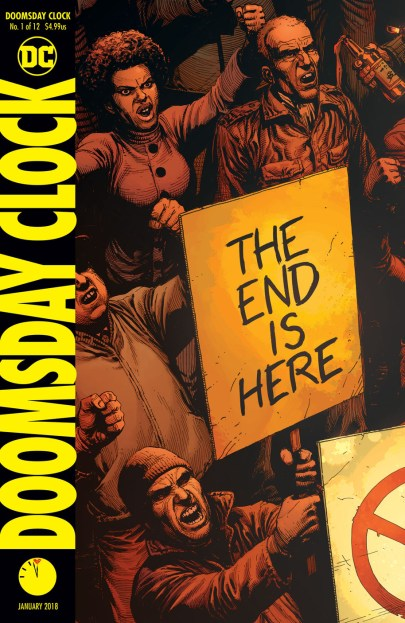 Image result for doomsday clock 1