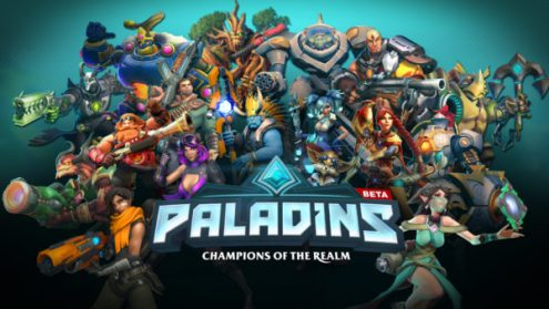 Paladins Mobile Game Promo Accidentally Used Overwatch Art     Paladins
