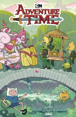 Check in on Regular Show 25 Years Later  BOOM  Studios June 2018     ADVENTURE TIME TP VOL 15  C  1 1 2   W  Delilah S Dawson  A  Ian McGinty   CA  Shelli Paroline Join Princess Bubblegum  Marceline  and LSP as they  take on