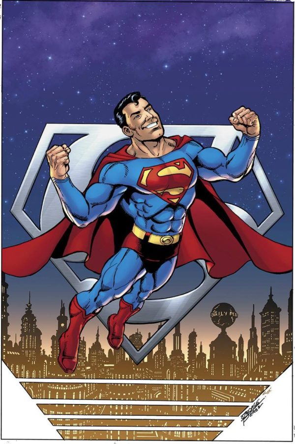 George Perez - Action Comics #1000 Variant Cover with Summit Sports, Comics and Games