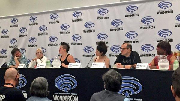 wondercon 2018 panel Journalism