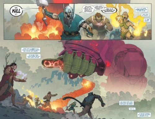 Resultado de imagem para Marvel Legacy image esad ribic