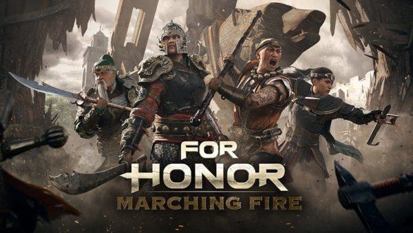 Risultati immagini per for honor marching fire