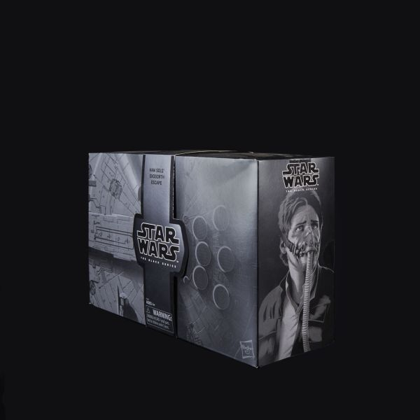 STAR WARS THE BLACK SERIES HAN SOLO AND MYNOCK Figures - in pkg3_v1_current