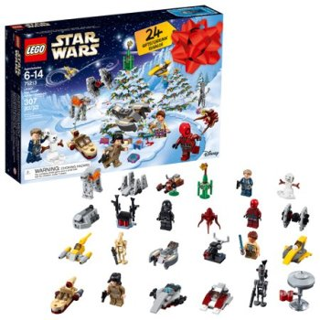 Star Wars LEGO Advent Callendar 2018 1