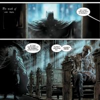 The Blasphemy of Batman: Damned #1 (Final Page Spoilers)