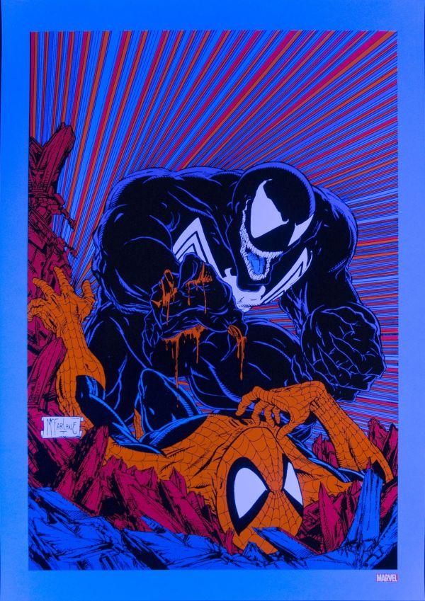 Venom Stance McFarlane Poster NYCC 9