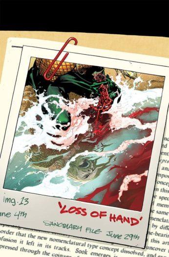 Heroes In Crisis #4 Variant Cover Ryan Sook