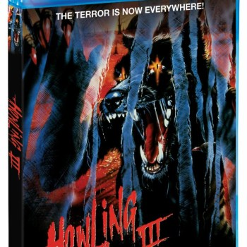 Howling 3 Blu Ray Cover