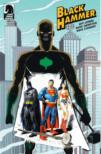 Image result for justice league/black hammer