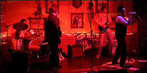 The greatest band on Planet Earth will rock you Saturday, Feb. 7 at the Freakin' Frog. Can you afford to miss it?