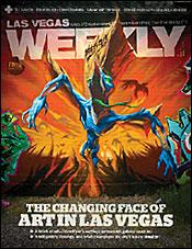 Las Vegas Weekly cover May 28 2009