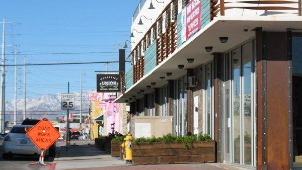 downtown las vegas arts district