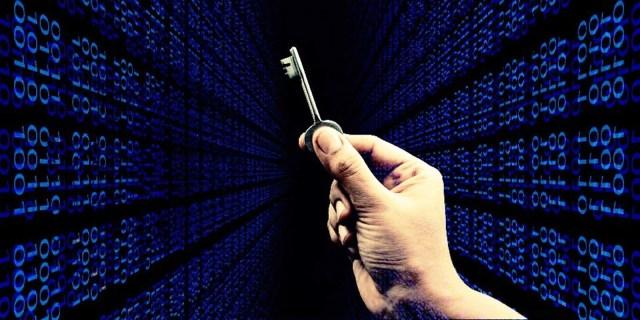 Decryption keys