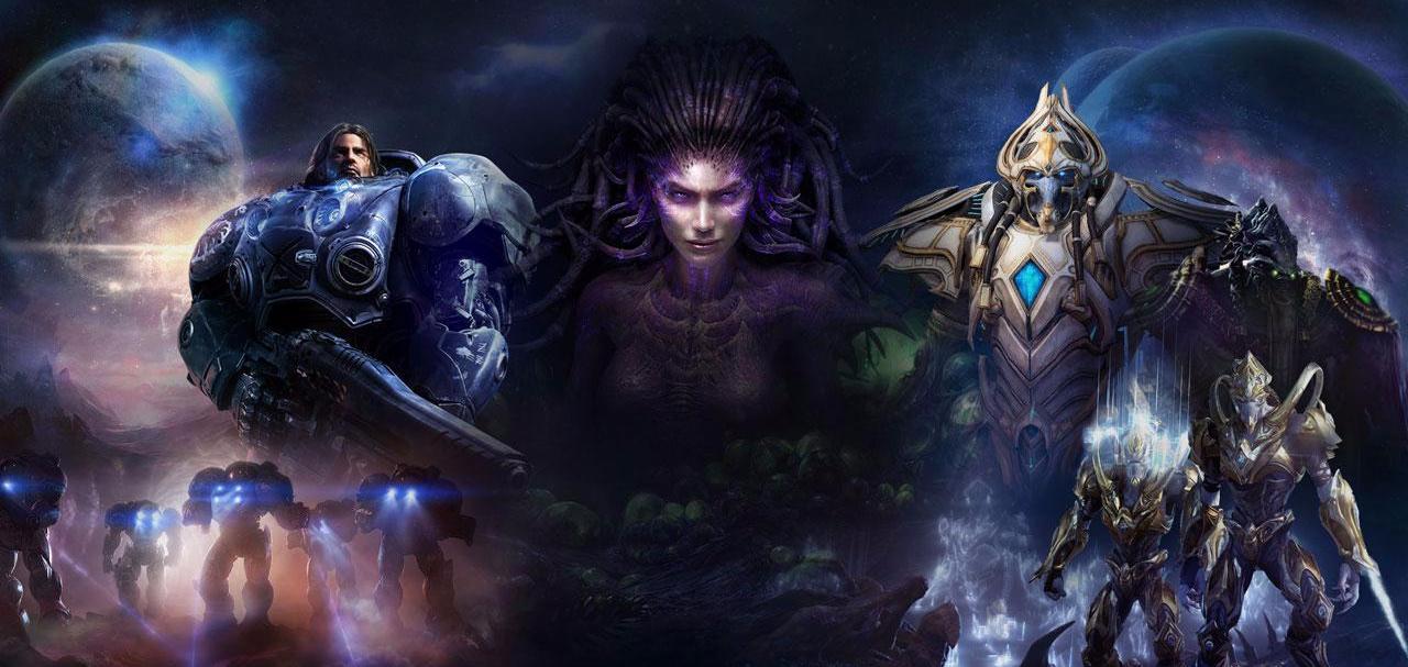Blizzard Starcraft 2 Wallpaper