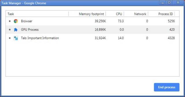 CPU 利用率